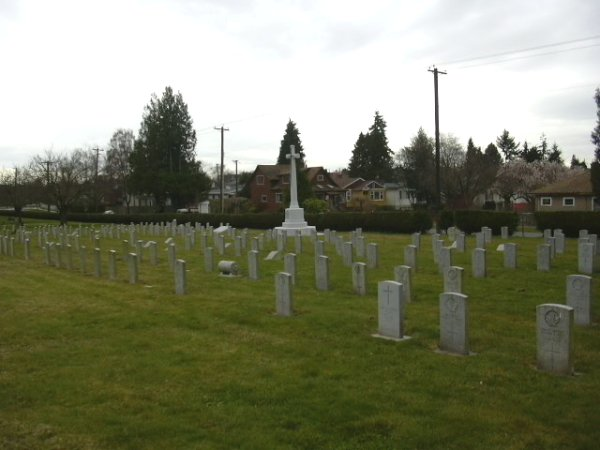 Vancouver (Mountain View) Cemetery