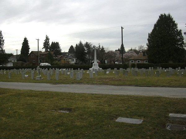 Cimetière de Vancouver (Mountain View)