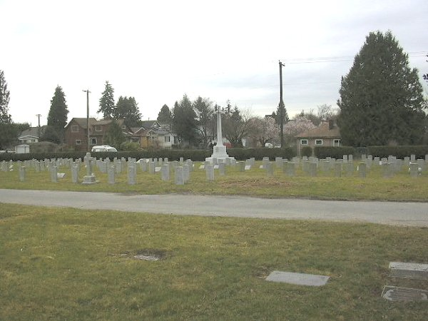 Vancouver Mountain View Cemetery