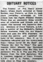 Newspaper clipping– From the Daily Colonist of June 19, 1917. Image taken from web address of https://archive.org/stream/dailycolonist59y164uvic#page/n0/mode/1up