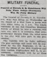 Newspaper clipping– From the Daily Colonist of March 26, 1915. Image taken from web address of https://archive.org/stream/dailycolonist57y91uvic#mode/1up