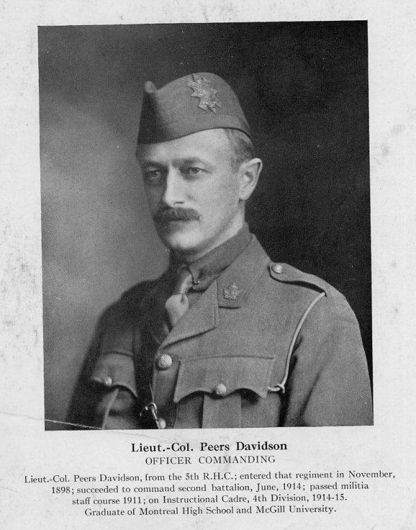 Photo of Peers Davidson