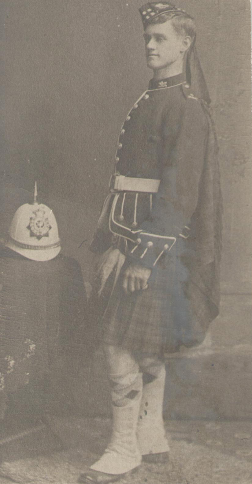 Photo of Henry Tuggey