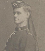 Photo of Henry Tuggey– H.A. Tuggey 19 yrs of age