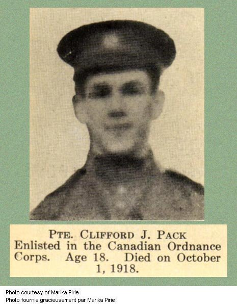 Photo of Clifford Pack