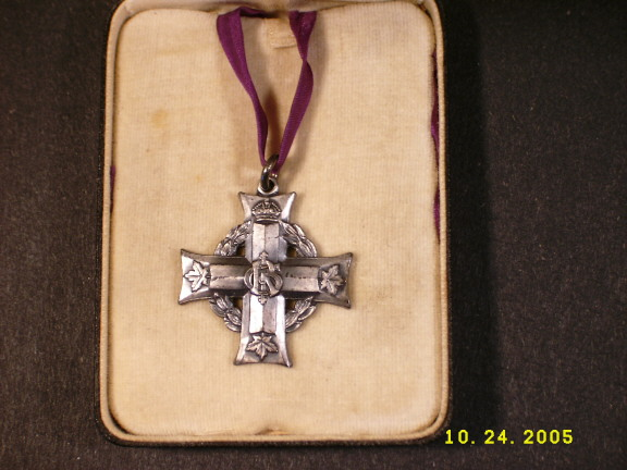 Silver Cross (front)