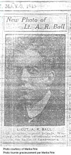 Photo of Albert Ransome Ball