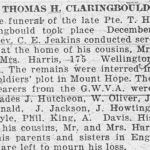 Press Clipping– Source: Brantford public library