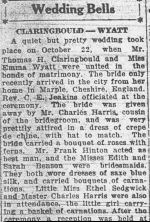 Newspaper Article– Brantford Expositor 23 Oct. 1919