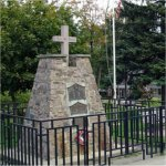 Port Dover War Memorial– War Memorial - Port Dover, ON.