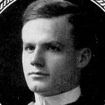 Photo of James Russel Chamberlin– From: The Varsity Magazine Supplement published by The Students Administrative Council, University of Toronto 1916.   Submitted for the Soldiers' Tower Committee, University of Toronto, by Operation Picture Me.