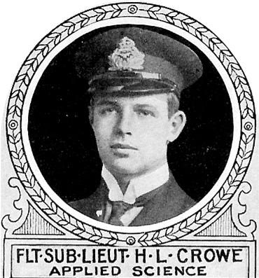 Photo of Harry Crowe