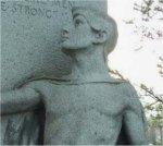Monument (2)– Grave - detail
