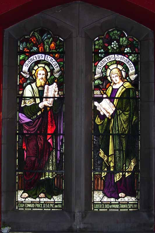 Stained Glass Window (2)