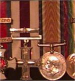 Medals– Photo courtesy of Thomas L. Skelding