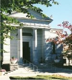 Photo of Mausoleum– Photo of Mausoleum at Mt. Pleasant Cemetery, Toronto.