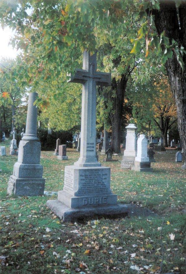 Durie Family Memorial