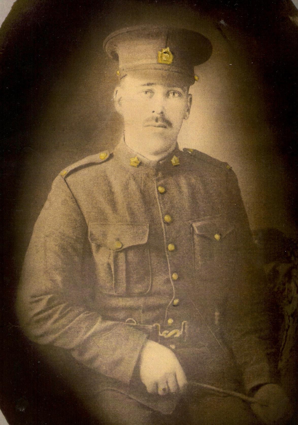 Photo of John Darrach Campbell– 1886 - 1916