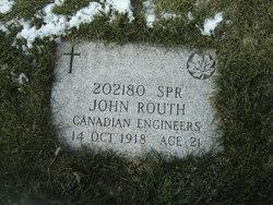 Grave Marker– Grave Marker: St. Michael's Roman Catholic Cemetery, Toronto