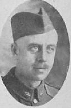 Photo of Harold Cooper