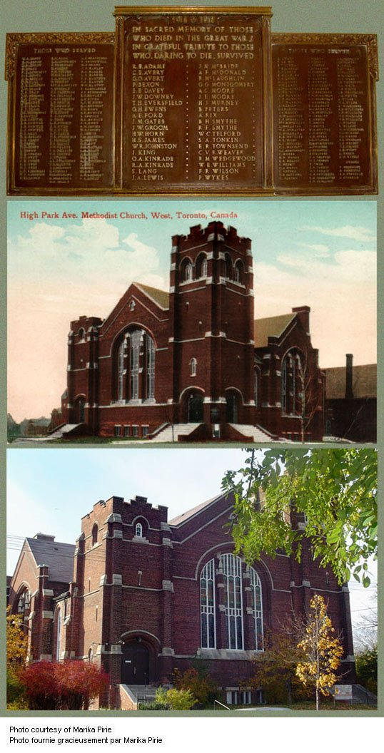High Park Methodist Church