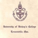 Roll of Honour– Roll of Honour included in the 1917 school bulletin for the University of Bishop's College, Lennoxville, Quebec.