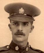 Photo of George Chapman– Lance Sgt. George Kennington Chapman