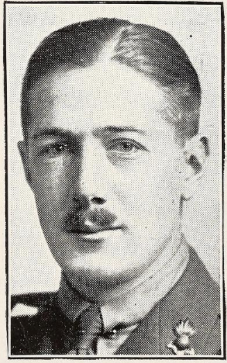Photo of Charles Penner Cotton– Photo from the National Memorial Album of Canadian Heroes c.1919. Submitted for the project, Operation: Picture Me.