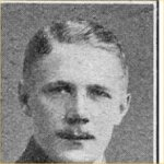 Photo of Charles Penner Cotton– From the Lijssenthoek Military Cemetery section of a Web site at: http://www.silentcities.co.uk
