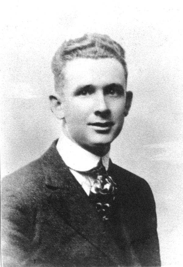Photo of Herbert W Hall