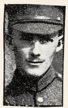 Photo of OSCAR HOWE KIRKemorial– Photo from the National Memorial Album of Canadian Heroes c.1919. Submitted for the project, Operation: Picture Me.
