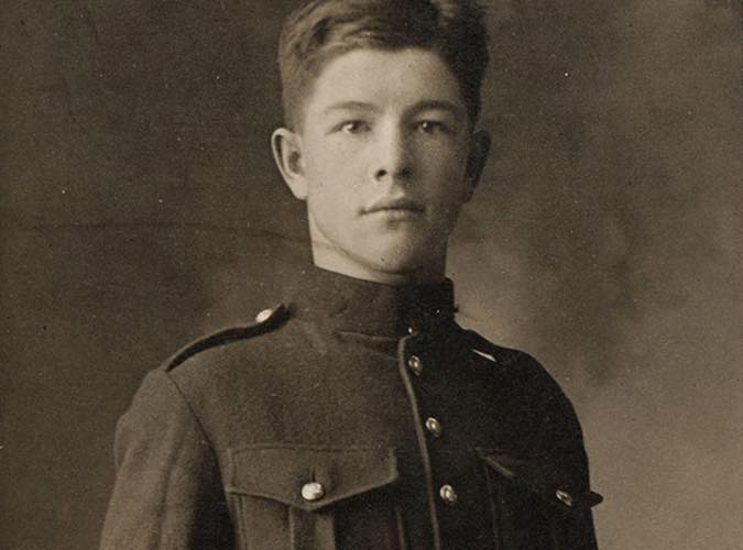 Photo of Lewis Fredrick Lennie– Gone but not forgotten