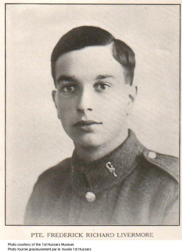 Photo of Frederick Richard Livermore