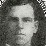 Photo of Howard James MacLaurin– From: The Varsity Magazine Supplement published by The Students Administrative Council, University of Toronto 1916.  
