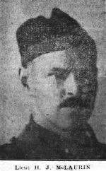 Photo of Howard James MacLaurin– Unknown source
