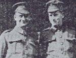 Photo of Joseph Gordon and Alexander McQueen