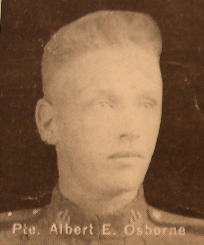 Photo of Albert Osborne