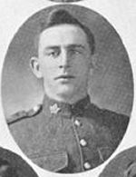 Photo of William Rose– In Memory of those who served in the 106th Overseas Battalion Nova Scotia Rifles.  Submitted for the project, Operation: Picture Me