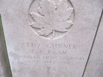 Grave Marker– Photo courtesy Keith Boswell, England