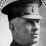 Photo of Arthur William Tanner– From: The Varsity Magazine Supplement published by The Students Administrative Council, University of Toronto 1916.  