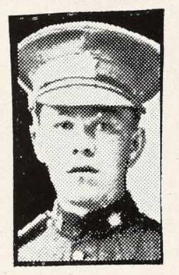 Photo of ARCHIEBALD FLEMING VEITCH– Photo from the National Memorial Album of Canadian Heroes c.1919. Submitted for the project, Operation: Picture Me.