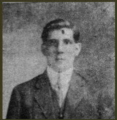 Newspaper Clipping– Press Clipping - Herbert Youson is on the left