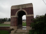 Cemetery– La Clytte Military Cemetery, Belgium Photo courtesy of J. Elliott/J. Rutledge, The Men of Huron WW1 Project