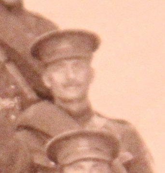 Photo of James Corban– Served with the 35th Battalion CEF. Submitted for the project, Operation: Picture Me