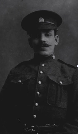 Photo of WILLIAM HENRY FAULKNER– In memory of the men and women of London, Ontario (and area) who went to war and did not come home. Remembered on the pages of the World War One issues of the London Advertiser. Submitted for the project Operation Picture Me
