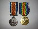 Medals– Fauld's medals
