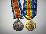Medals– Fauld's medals (2)