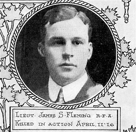 Photo of James Stephenson Fleming