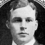Photo of James Stephenson Fleming– From: The Varsity Magazine Supplement published by The Students Administrative Council, University of Toronto 1916.   Submitted for the Soldiers' Tower Committee, University of Toronto, by Operation Picture Me.