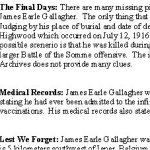 Biography - page 2– Biography courtesy of the Lest We Forget remembrance initiative of the Smith Falls District Collegiate.